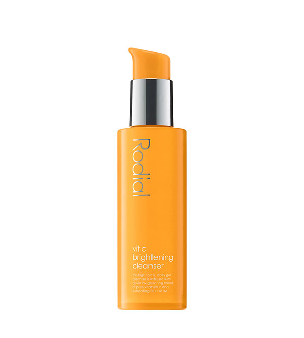 VIT C Brightening. RODIAL Vit C Brightening Cleanser 135ml