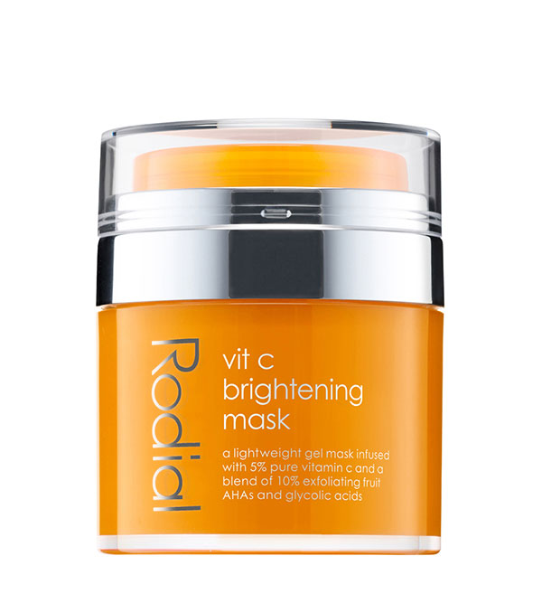 VIT C Brightening. RODIAL Vit C Brightening Mask 50ml