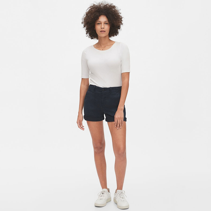 GAP Textil Shorts True Indigo 2 543286-340