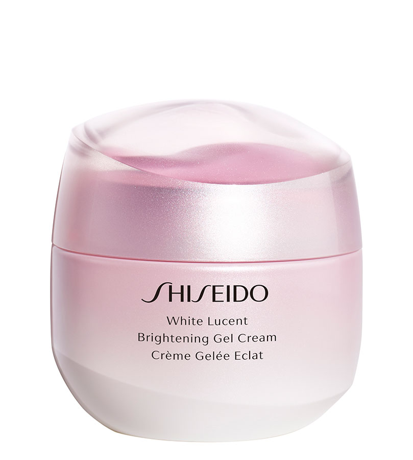 White Lucent. SHISEIDO White Lucent Brightening Gel Cream 50ml