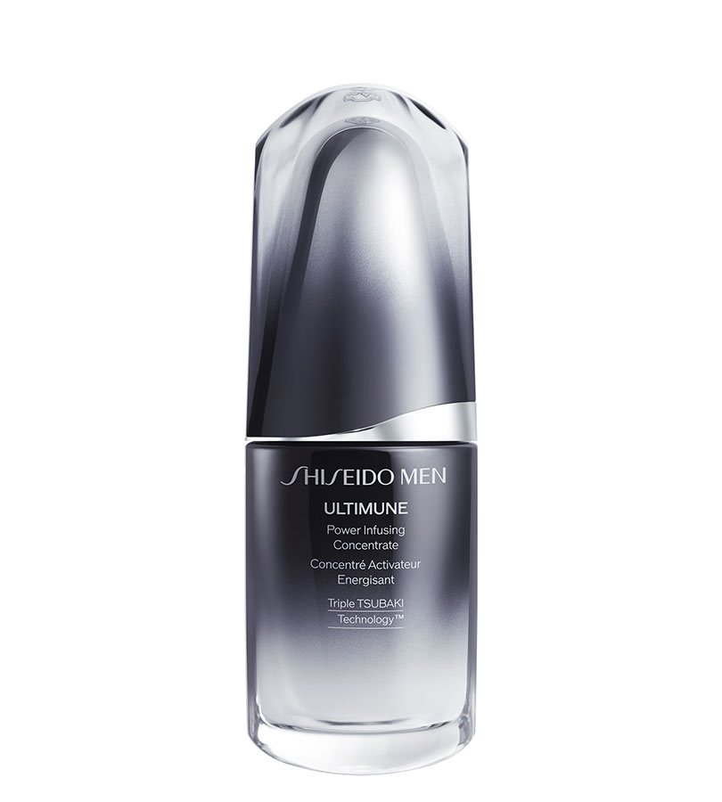 Shiseido Men. SHISEIDO Men Ultimune Pow Inf Concentrate 30ml