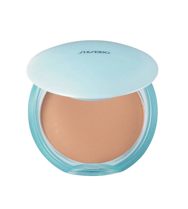 Pureness. SHISEIDO Matifying Compact Oil-Free SPF15. Color Ligth Ivory (10) 11g