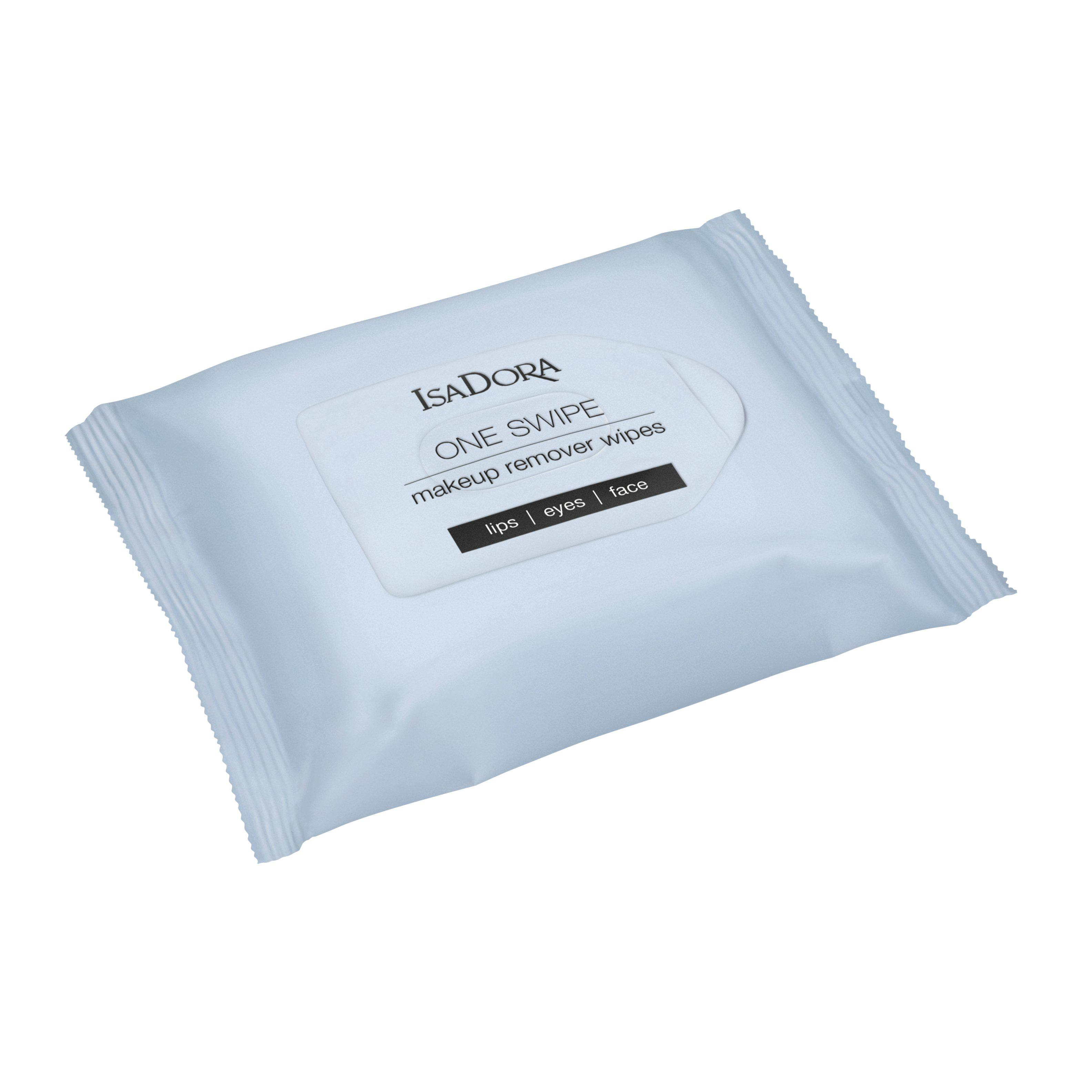 One Swipe Makeup Remover Wipes ISADORA
