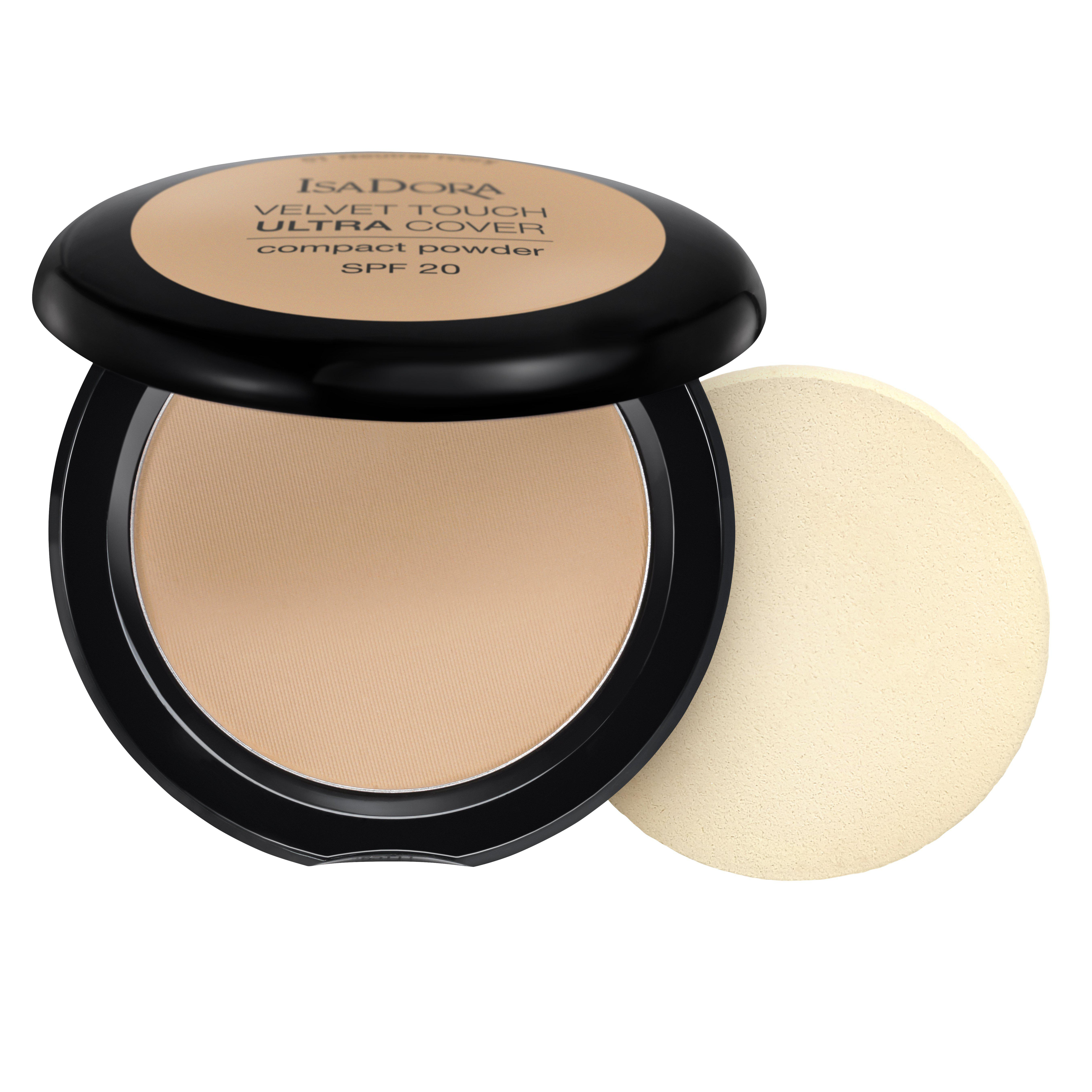 ISADORA. Velvet Touch Ultra Cover Compact Power