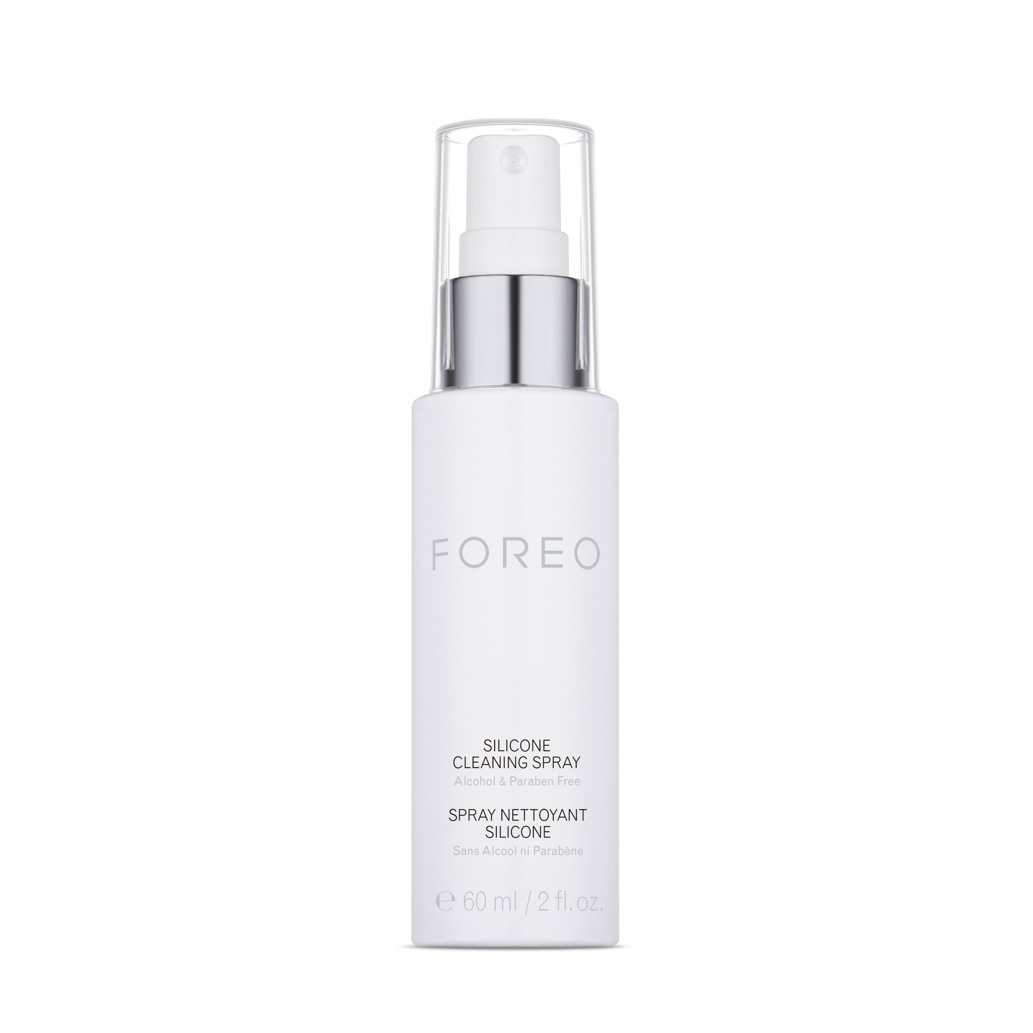 Silicone Cleaning. FOREO Silicone Cleaning Spray 60ml