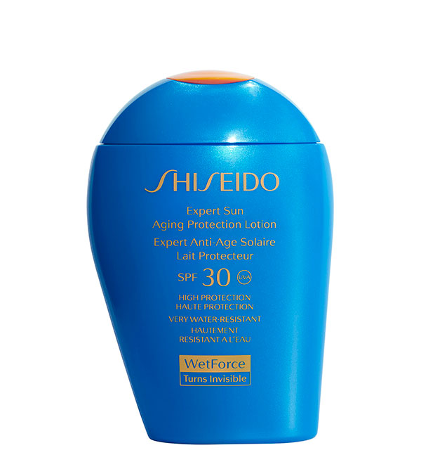 Suncare. SHISEIDO Expert Sun Aging Protection Lotion Spf 30 100ml