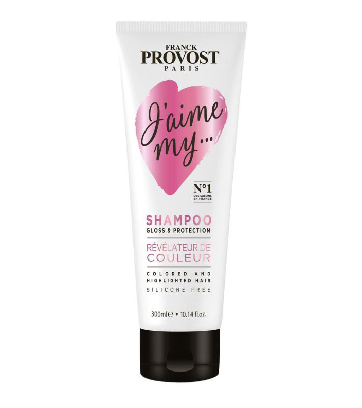 Revelateur de Couleur. FRANCK PROVOST J´aime my champu cabello con color brillo y proteccion 300ml