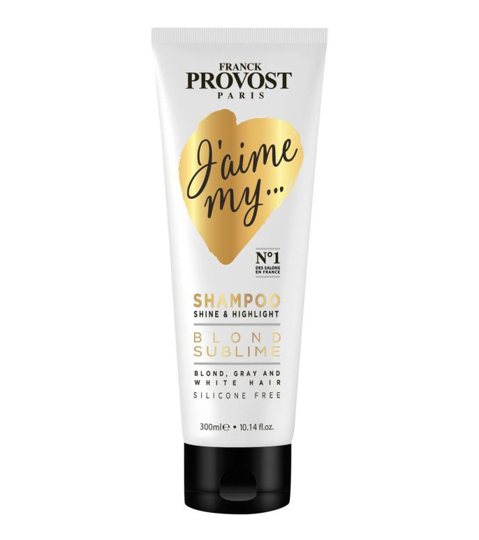 Blond Sublime. FRANCK PROVOST J´aime my blond sublime champu cabello rubio nutricion y proteccion 300ml