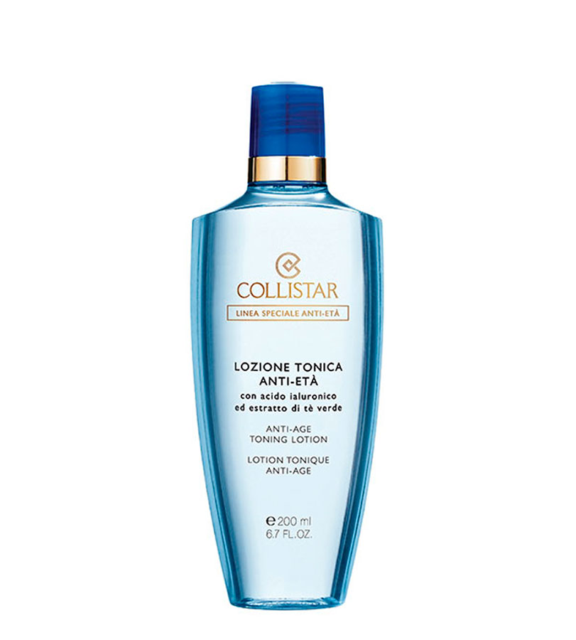 Linea Speciale Anti-eta. COLLISTAR Anti-Age Toning Lotion 200ml