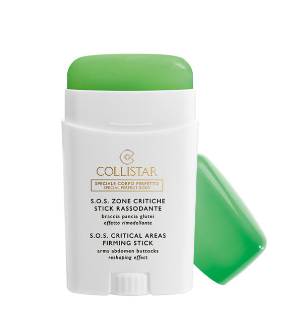 Speciale Corpo Perfetto. COLLISTAR S.O.S. Critical Areas Firming Stick 75ml
