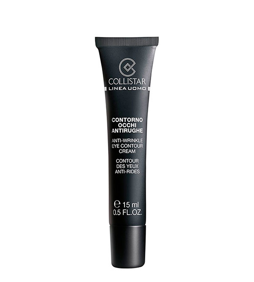 Linea Uomo. COLLISTAR Anti-Wrinkle Eye Contour Cream 15ml