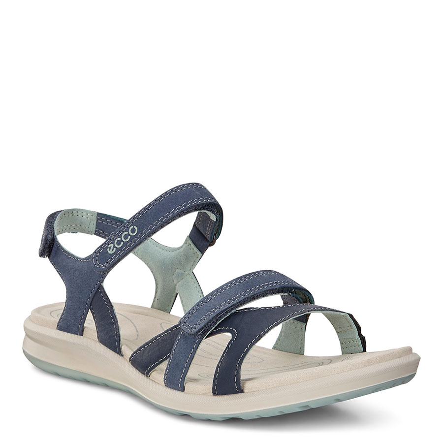 ECCO Calzado Sandalias color Marine-Ice Flower 82183354668-MARINE-ICE FLOWER