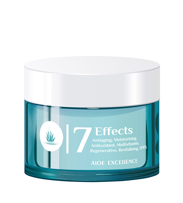 Face Care. ALOE EXCELLENCE 7 Effects Cream 50ml