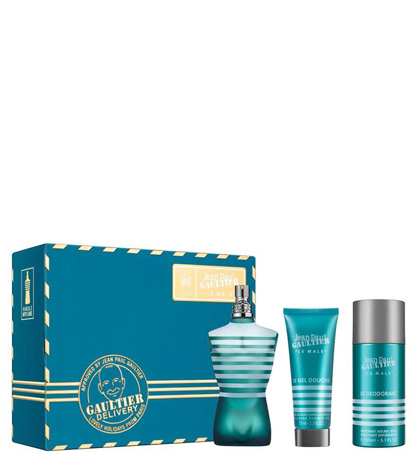 Le Male. JEAN PAUL GAULTIER Set for Men, 0