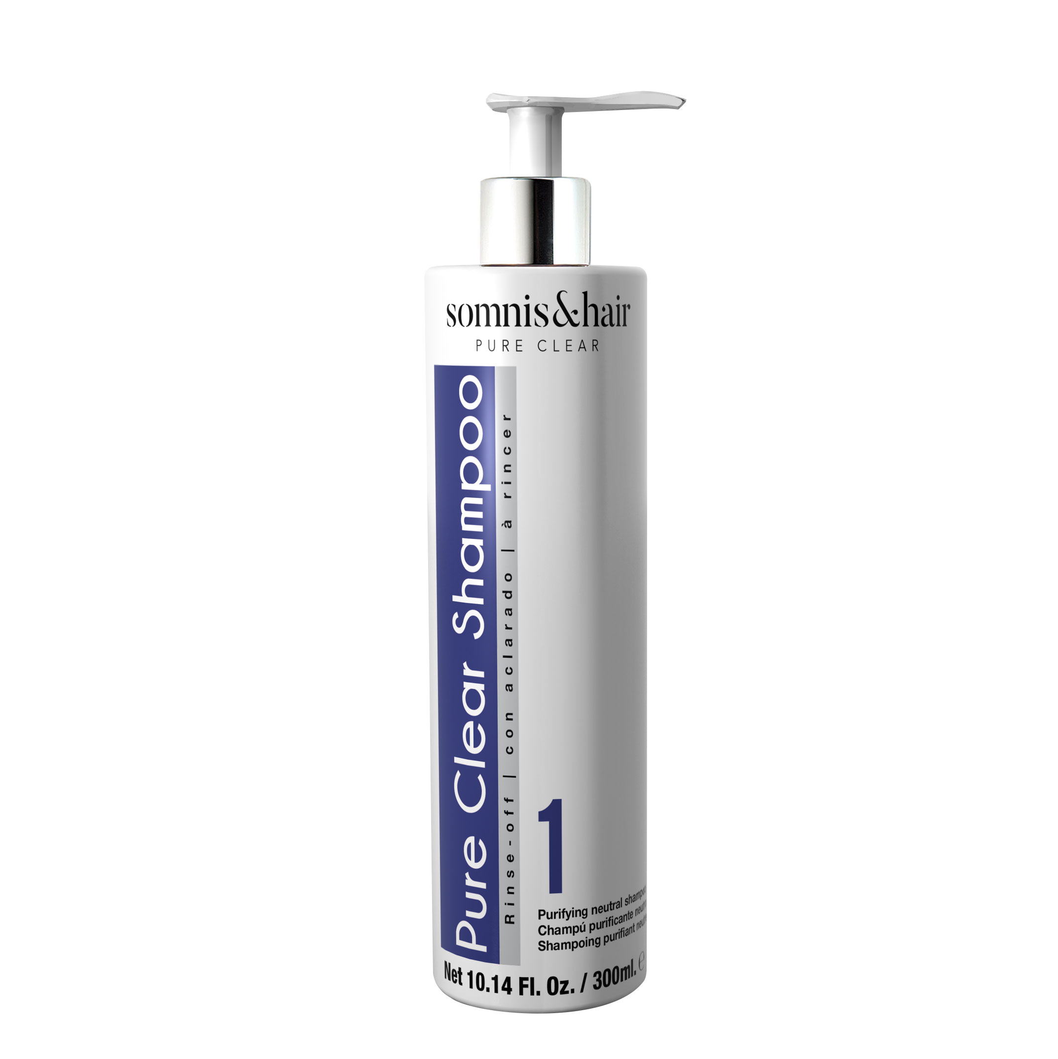 Pure Clear. SOMNIS&HAIR for UNISEX, 300ml
