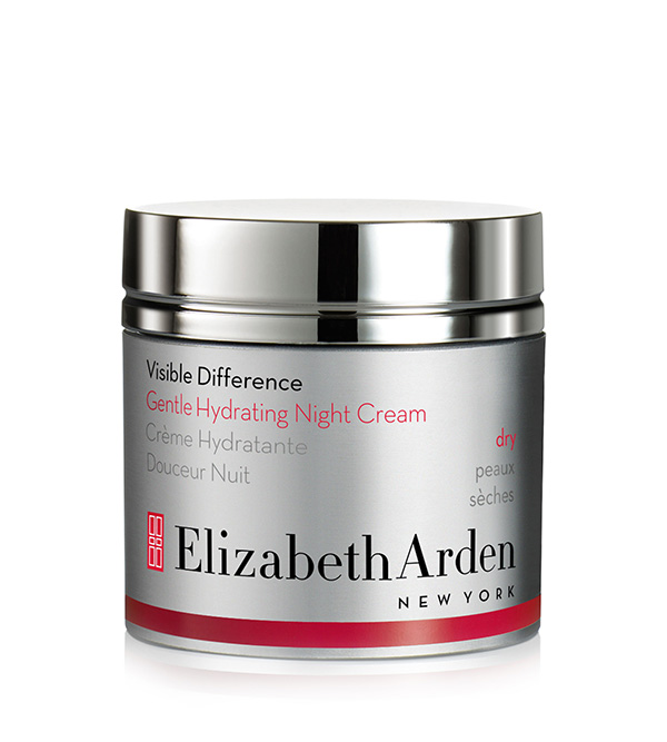 Visible Difference. ELIZABETH ARDEN Visible Difference Gentle Hydrating Night Cream 50ml