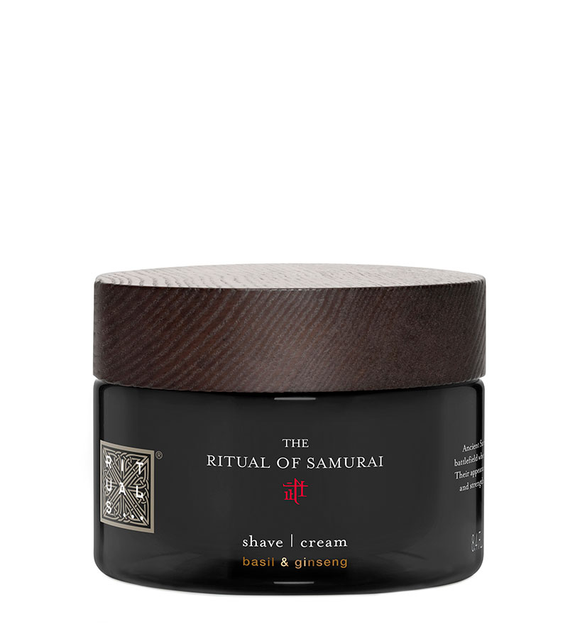 The Ritual of Samurai. RITUALS Shave Cream crema de afeitar 250ml