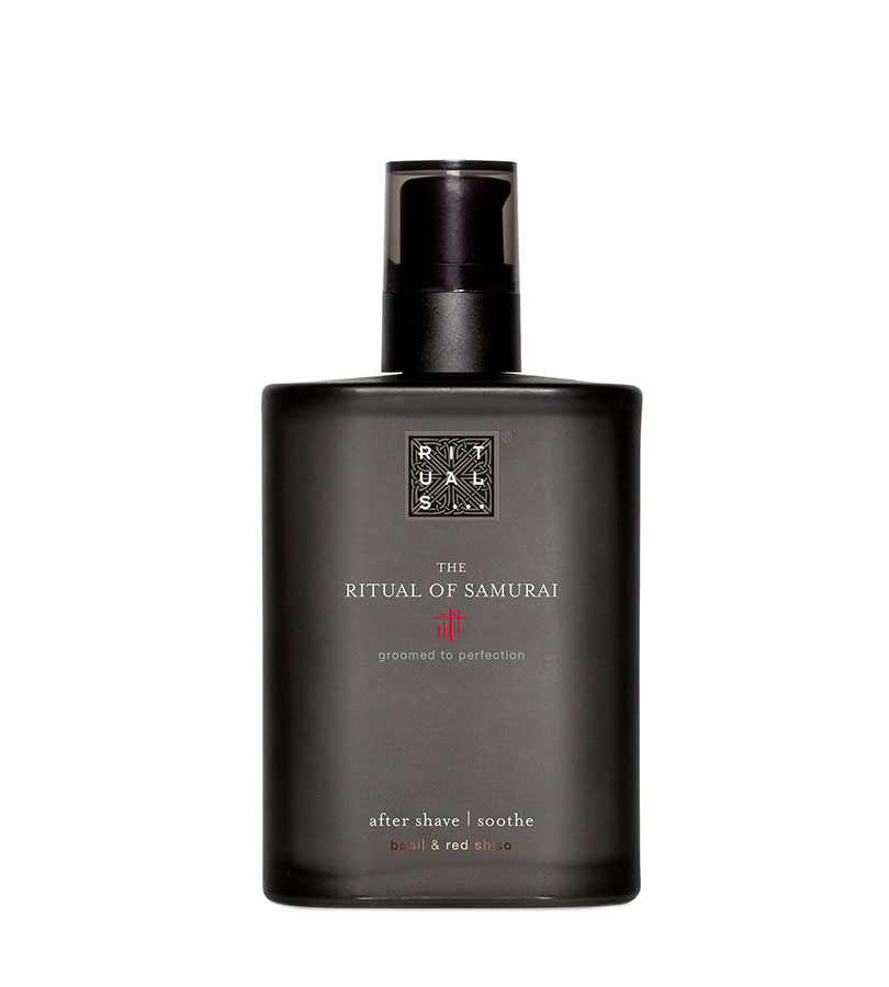 The Ritual of Samurai. RITUALS After Shave Soothing Balm bálsamo reparador para después del afeitado 100ml