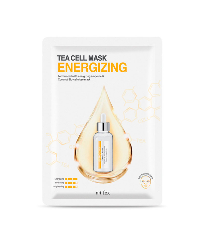 Tea Cell. AT FOX Teacell Energizing Mask 25ml