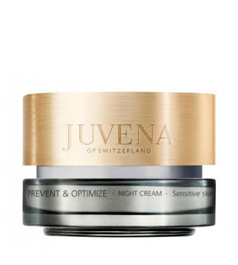 Prevent & Optimize. JUVENA Night Cream Sensitive Skin 50ml