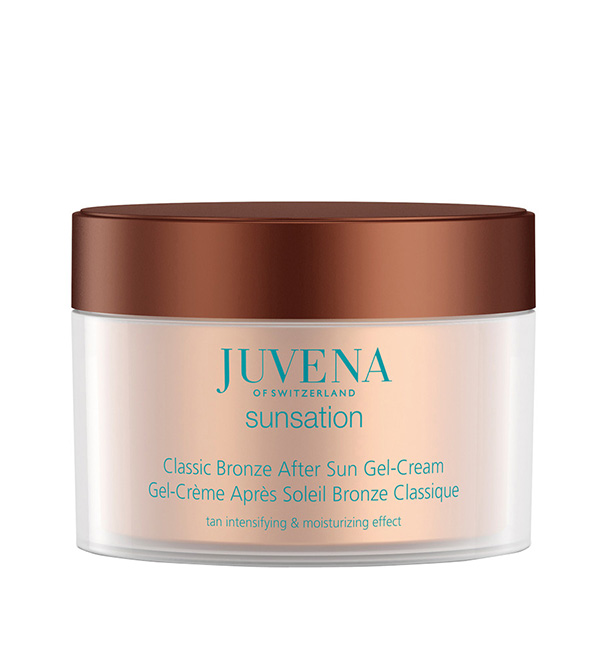 Sunsation. JUVENA Classic Bronze Gel Cream 200ml