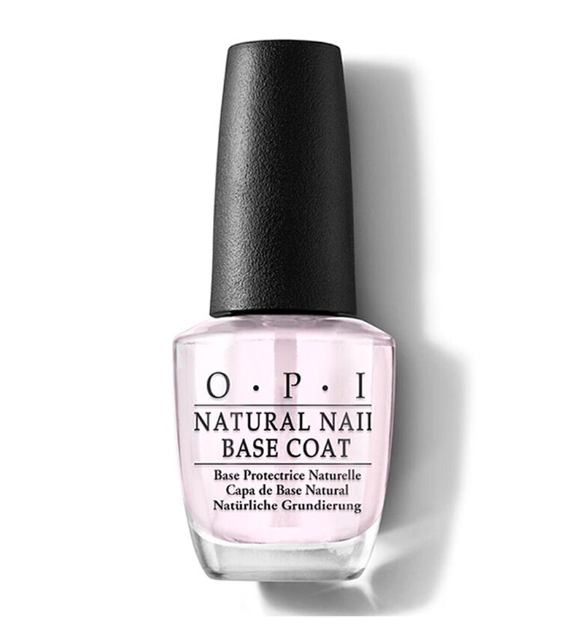 Natural Nail Base Coat Tratamiento OPI