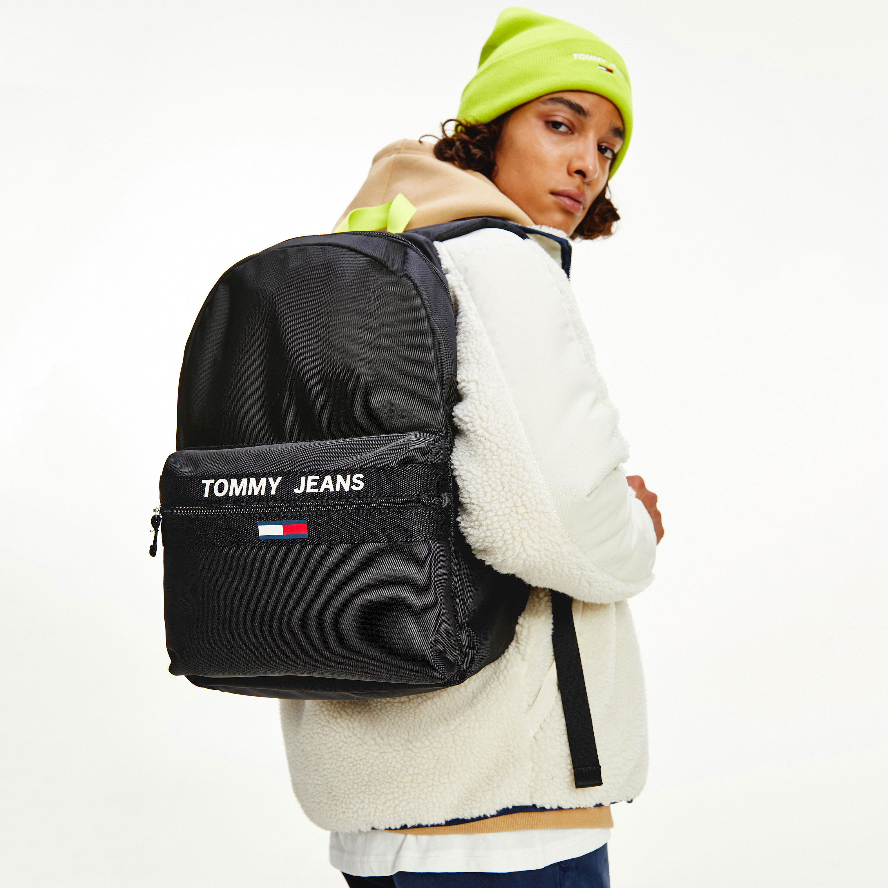 TOMMY JEANS Marroquinería Mochila Tjm Essential Backpack AM0AM07766-BDS