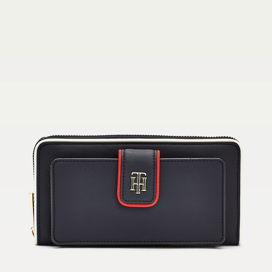TOMMY HILFIGER Marroquinería Cartera Corporate AW0AW08495-CJM