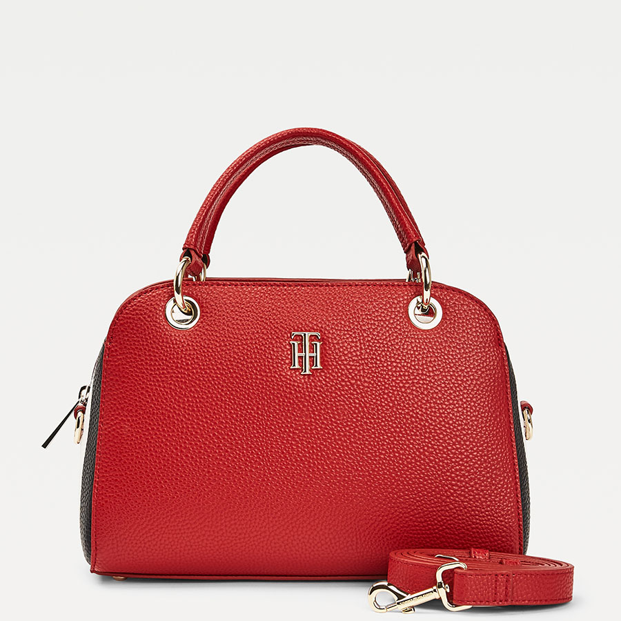 TOMMY HILFIGER Marroquinería Bauleto Arizona Red AW0AW08846-XMP