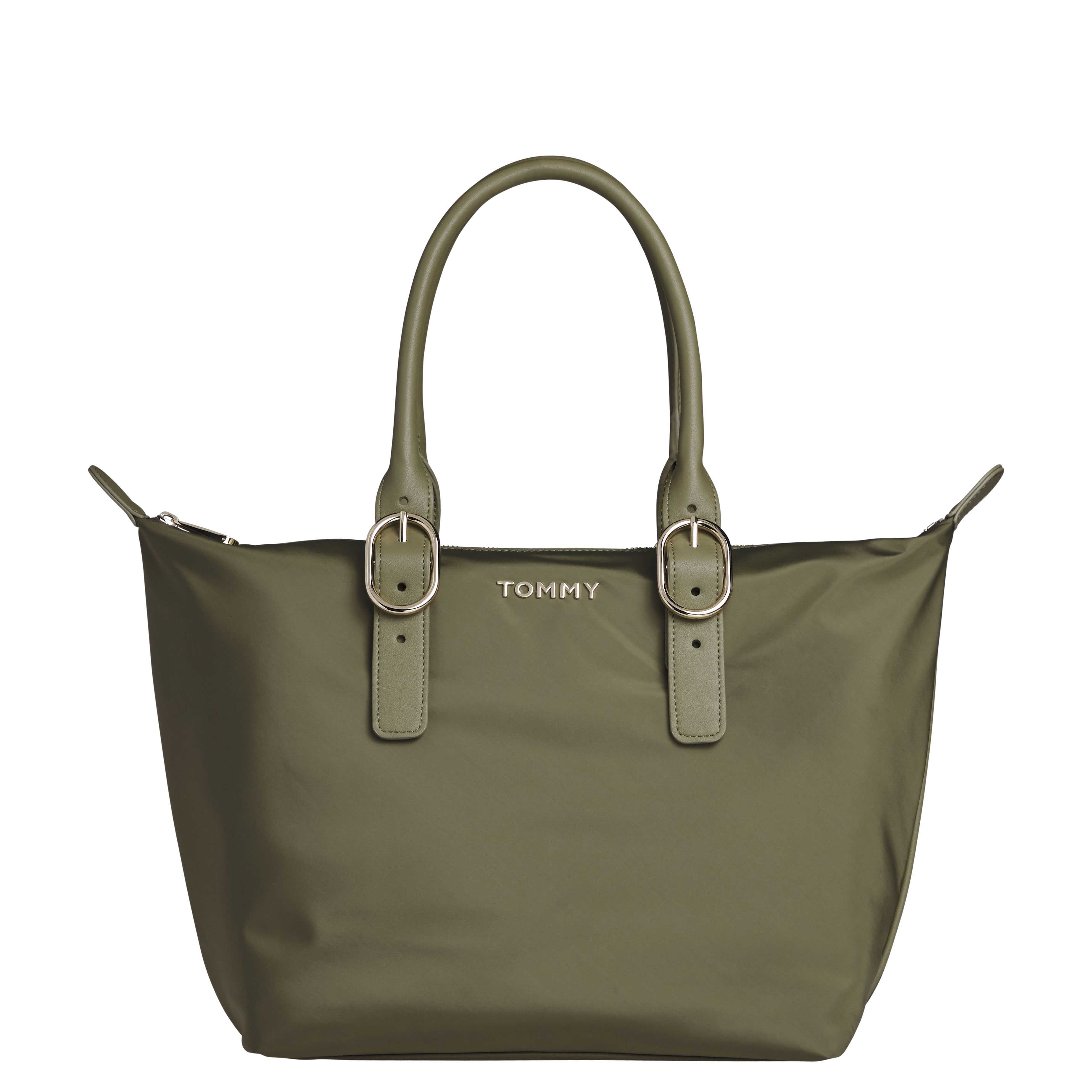 TOMMY HILFIGER Marroquinería Bolsos Utility Olive AW0AW08855-MSH