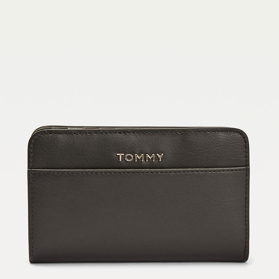 TOMMY HILFIGER Marroquinería Cartera Black AW0AW08893-BDS