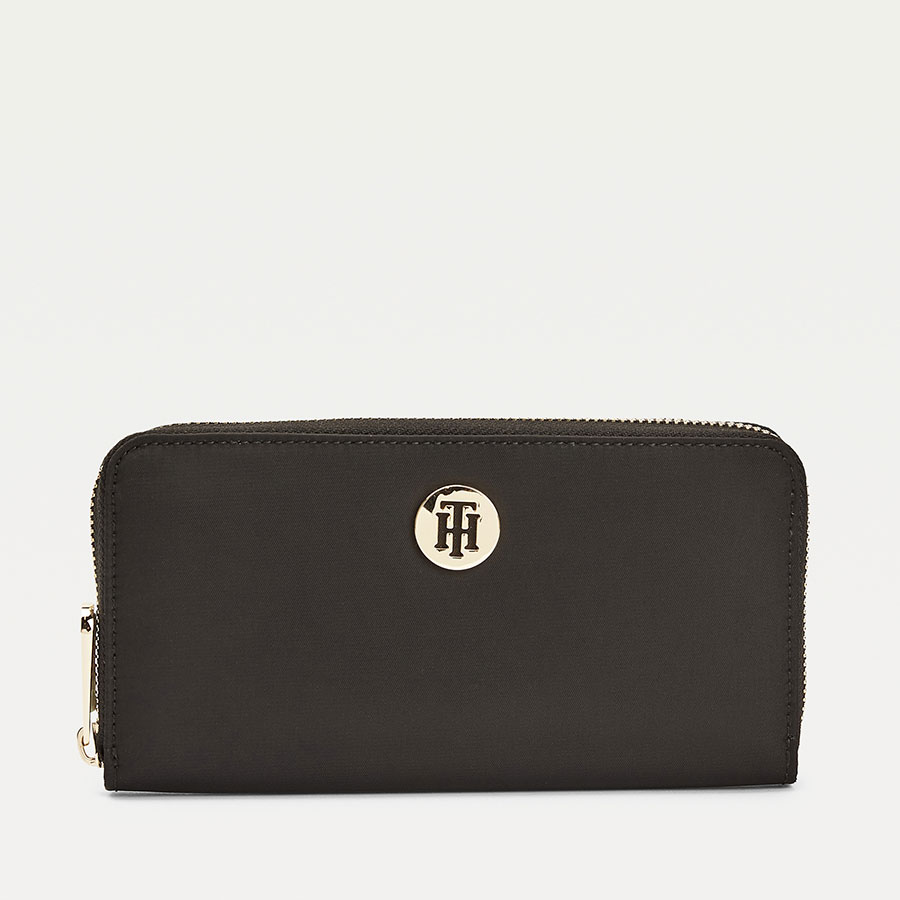 TOMMY HILFIGER Marroquinería Cartera Black AW0AW08898-0GJ