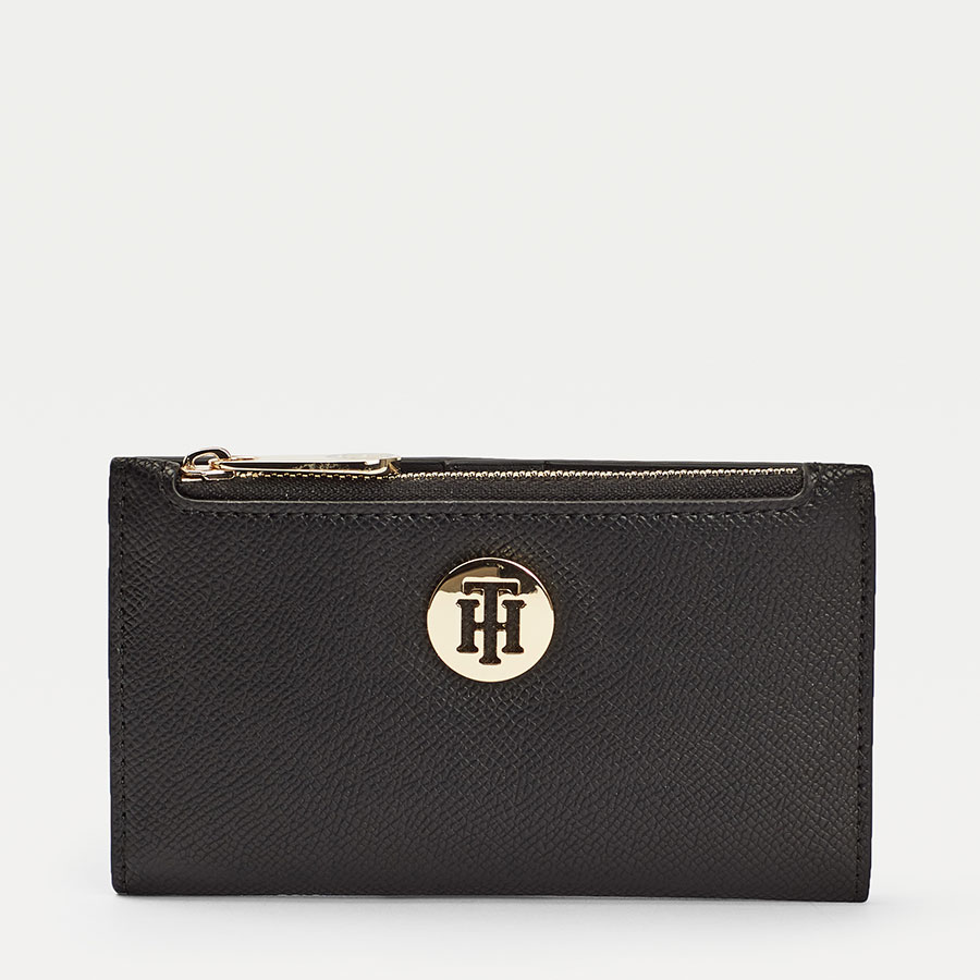 TOMMY HILFIGER Marroquinería Cartera Black AW0AW08899-0GJ