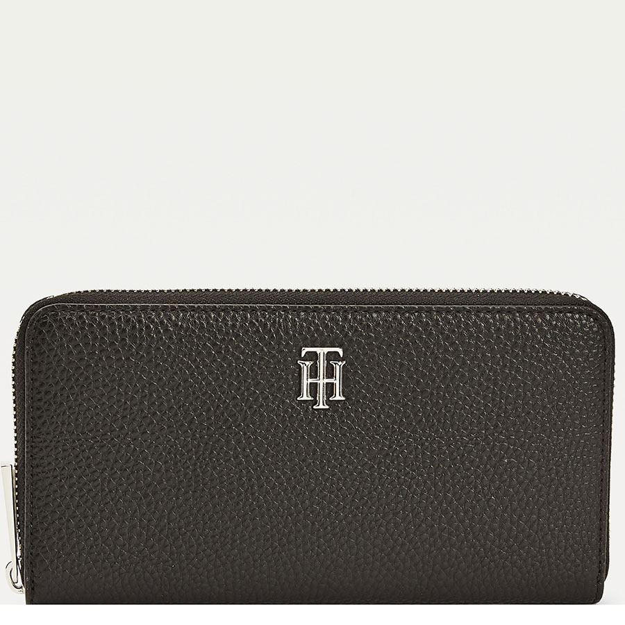 TOMMY HILFIGER Marroquinería Billetero Black AW0AW08902-0GJ