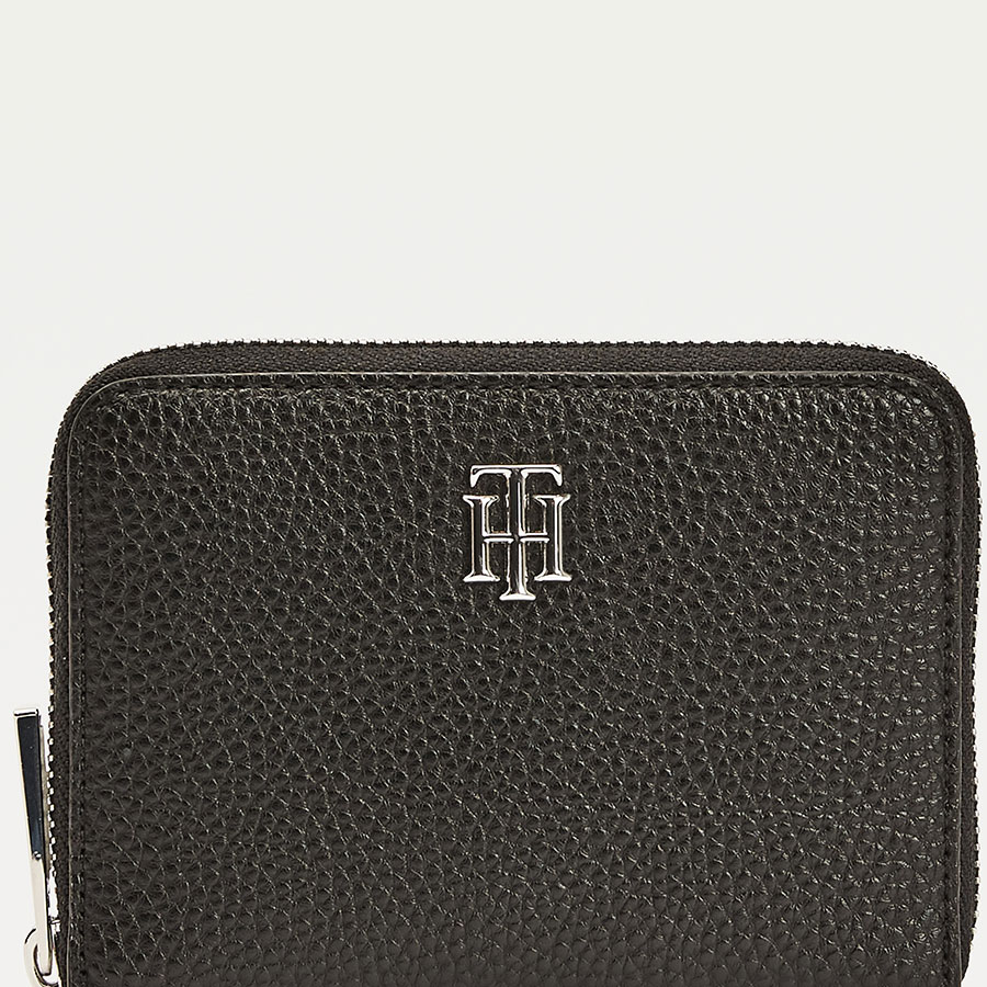 TOMMY HILFIGER Marroquinería Cartera Black AW0AW08903-0GJ