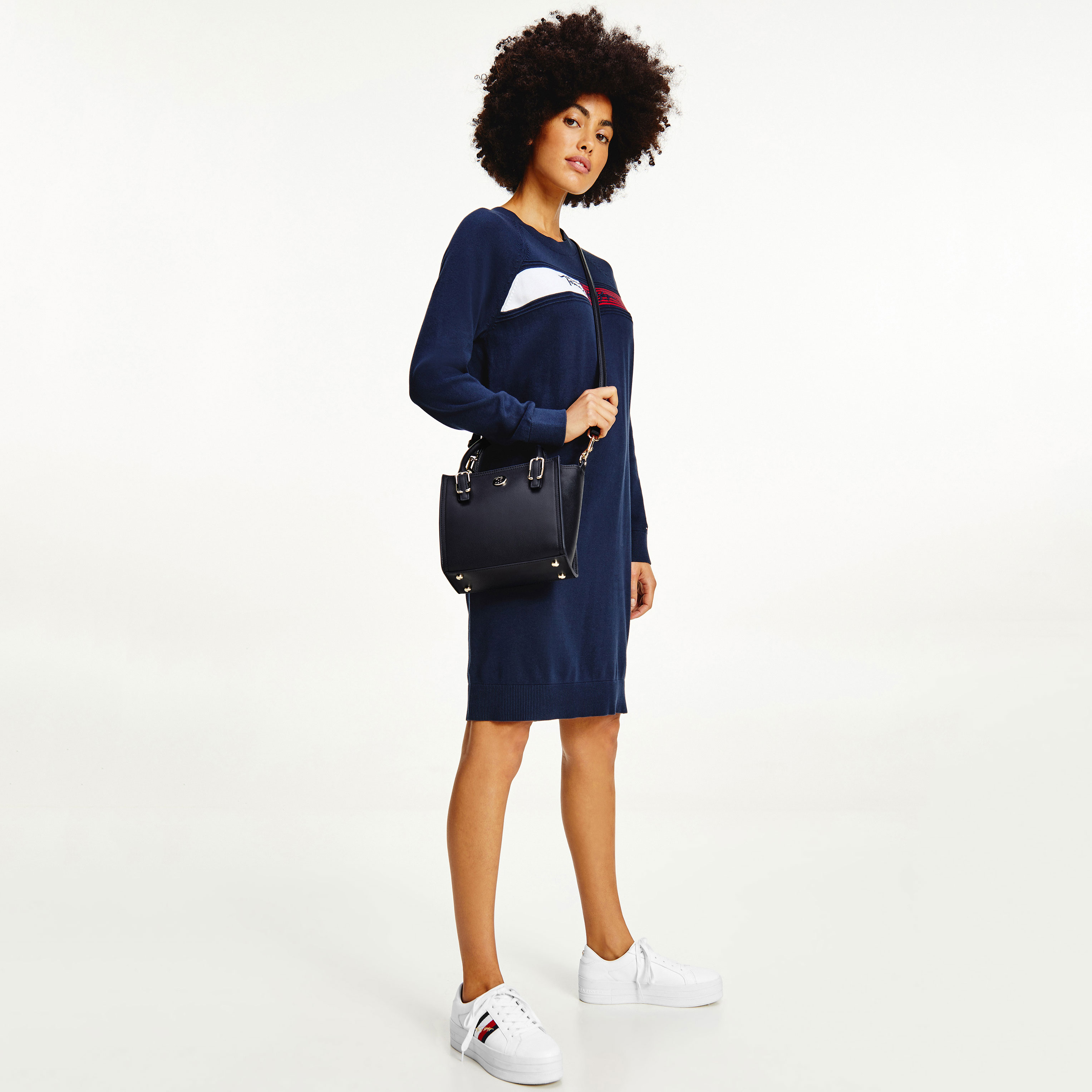 TOMMY HILFIGER Marroquinería Bolso Honey Small Tote AW0AW10449-DW5