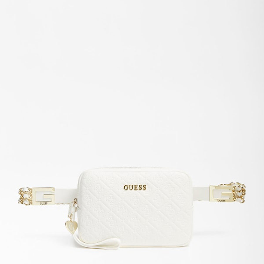 GUESS Marroquinería Cinturón color White BW7362 P0325-WHI