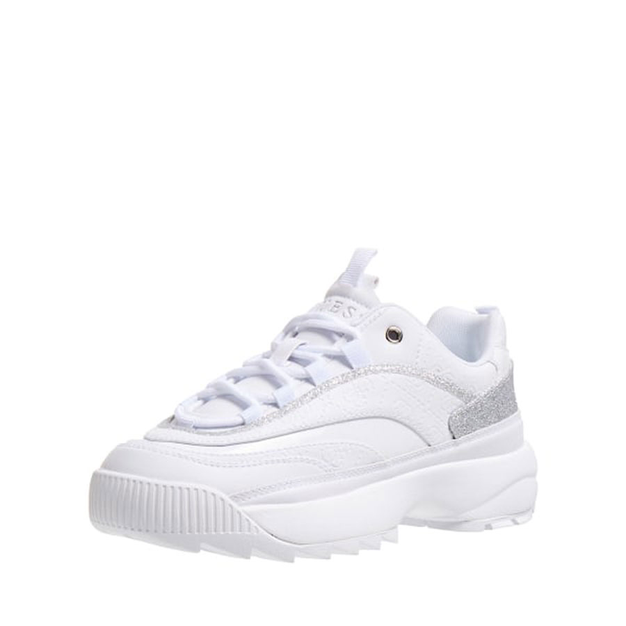 GUESS Calzado Zapatillas color White FL7KA5 FAL12-WHITE