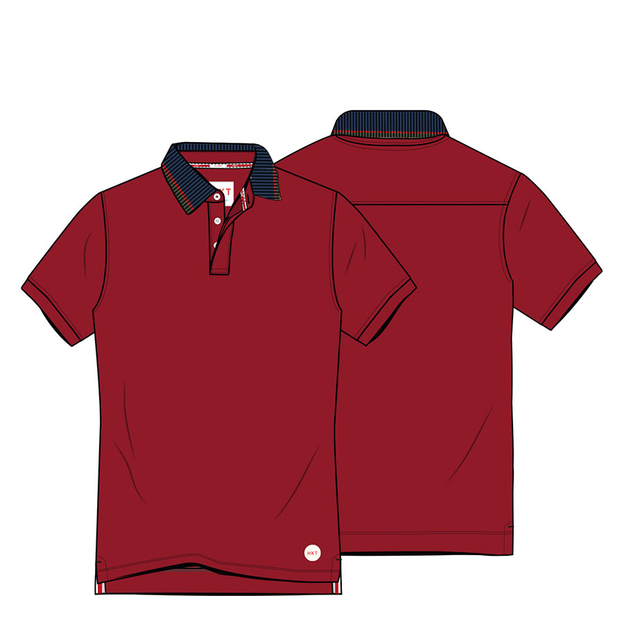 HACKETT Textil Polo Brit Re HM562731-2FG