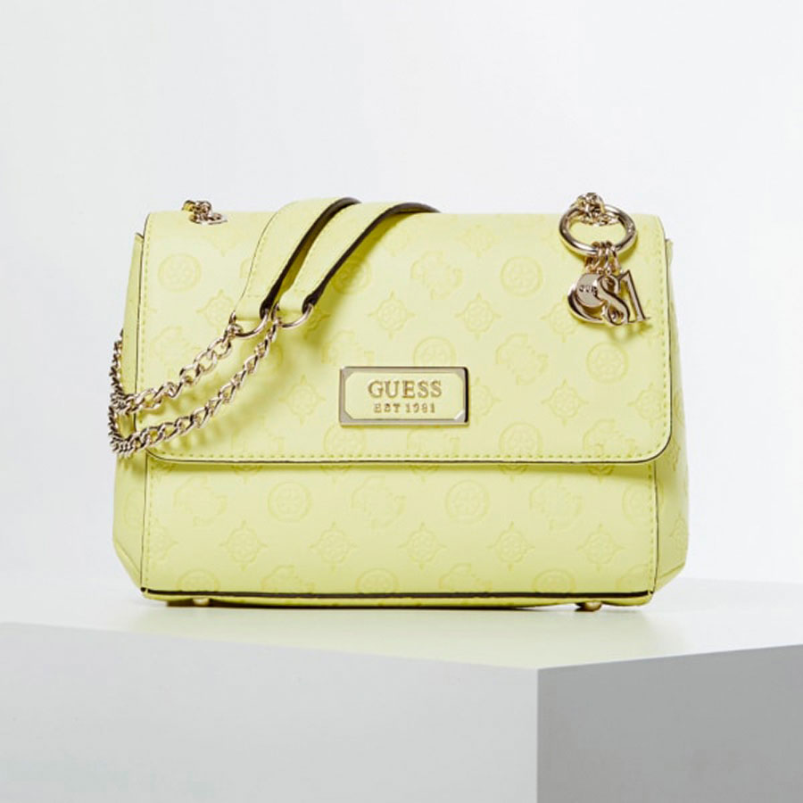 GUESS Marroquinería Shopping color Lim HWSG76 62210-LIM