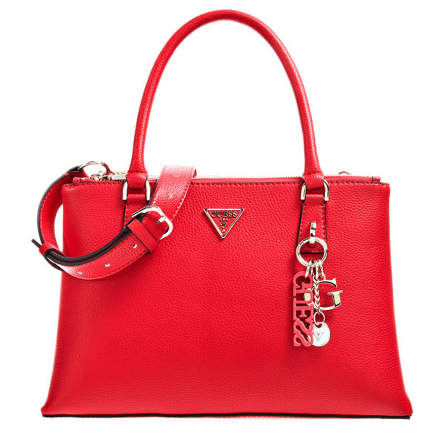 GUESS Marroquinería Satchel color Red HWVG77 42060-RED