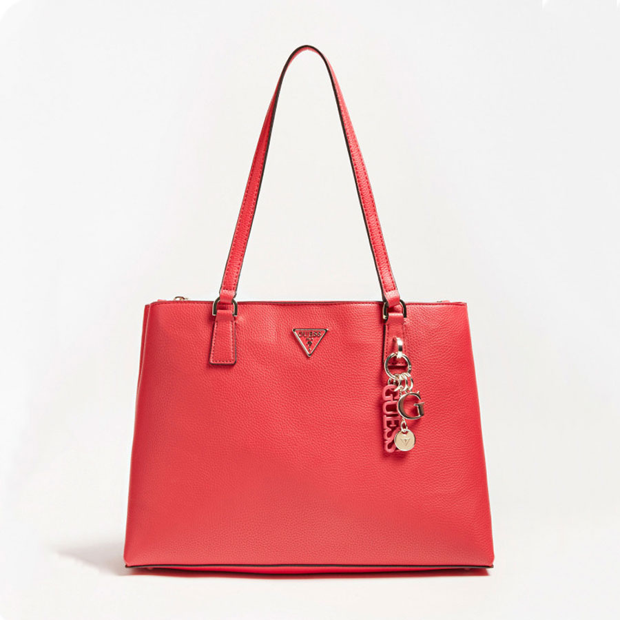 GUESS Marroquinería Satchel color Red HWVG77 42230-RED