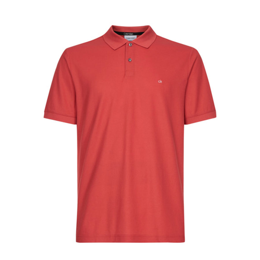 CK MENSWEAR Textil Polo Anthem Red K10K102758-XK5