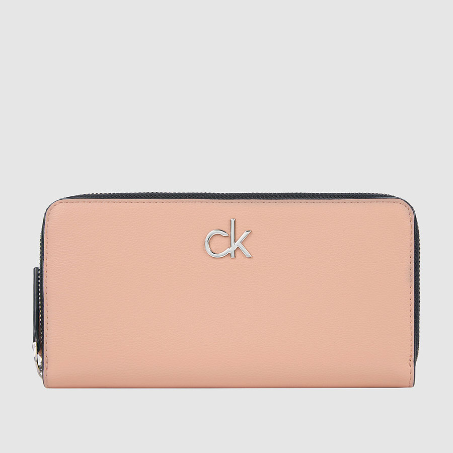 CALVIN KLEIN Marroquinería Billetero Dusty Rose K60K607180-TGW