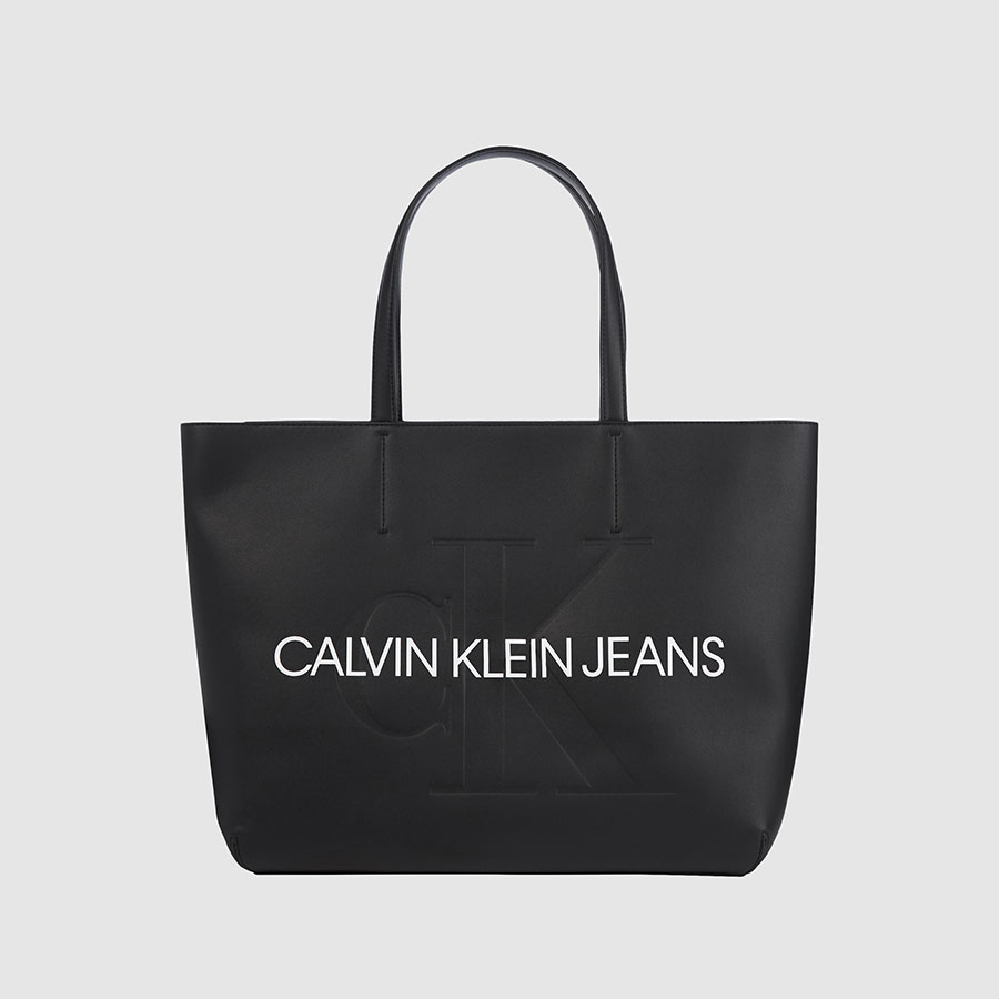 CALVIN KLEIN Marroquinería Shopping Black K60K607200-BDS