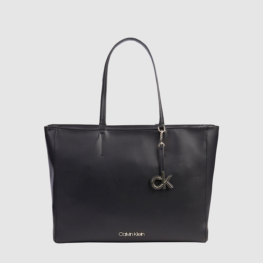 CALVIN KLEIN Marroquinería Shopping Black K60K607802-BAX