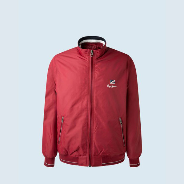 PEPE JEANS Textil Jersey Rojo Theodore PM402445-287
