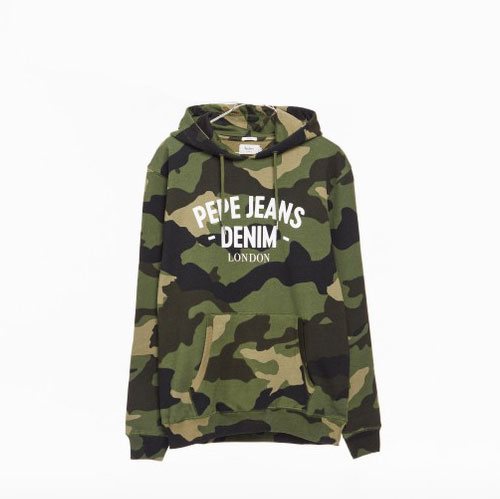 PEPE JEANS Textil Jersey Forest Green PM581882-682