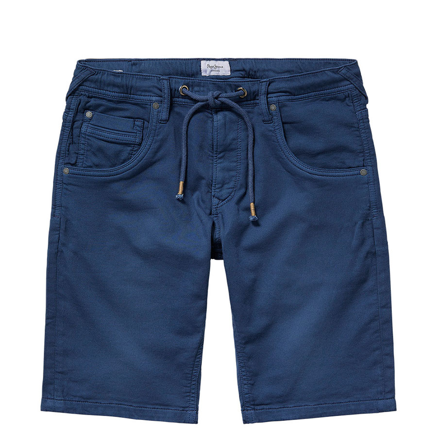 PEPE JEANS Textil Shorts Blueing PM800720-565