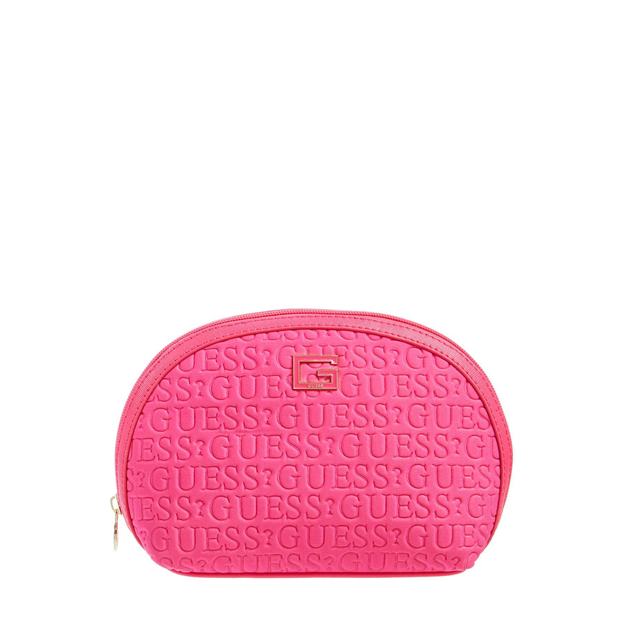 GUESS Marroquinería Neceser color Fuc PWCARI P0270-FUC